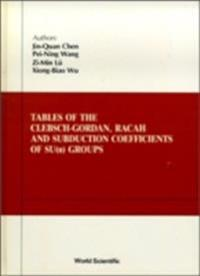 Tables Of Clebsch-gordan, Racah And Subduction Coefficients Of Su (N) Groups