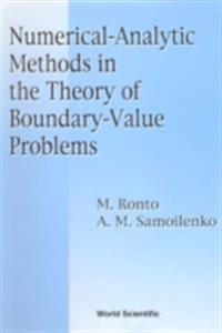 Numerical-analytic Methods In Theory Of Boundary- Value Problems