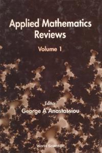 APPLIED MATHEMATICS REVIEWS, VOLUME 1