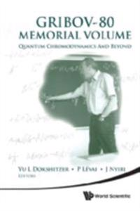 GRIBOV-80 MEMORIAL VOLUME