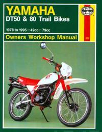 Yamaha dt50 and 80 trail bikes owners workshop manual