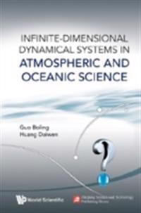 Infinite-dimensional Dynamical Systems In Atmospheric And Oceanic Science