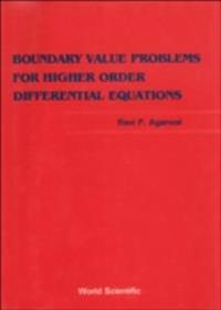 BOUNDARY VALUE PROBLEMS FROM HIGHER ORDER DIFFERENTIAL EQUATIONS