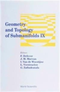 GEOMETRY AND TOPOLOGY OF SUBMANIFOLDS IX