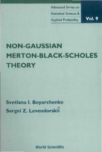 Non-gaussian Merton-black-scholes Theory