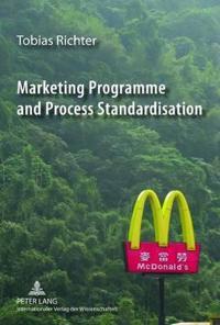 Marketing Programme and Process Standardisation