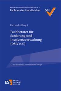Fachberater für Sanierung und Insolvenzverwaltung (DStV e. V.)