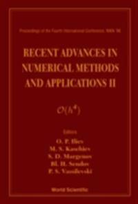 RECENT ADVANCES IN NUMERICAL METHODS AND APPLICATIONS II - PROCEEDINGS OF THE FOURTH INTERNATIONAL CONFERENCE