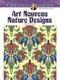 Art Nouveau Nature Designs
