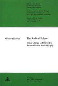 The Radical Subject