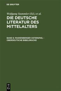 Marienberger Osterspiel - Oberdeutsche Bibeldrucke