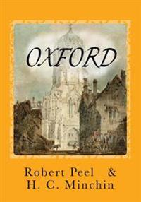 Oxford: Illustrated with 100 Illustrations in Colour