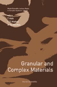GRANULAR AND COMPLEX MATERIALS