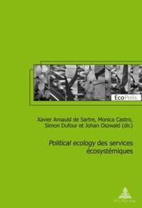 Political ecology des services ecosystemiques