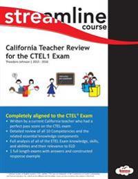 California Teacher Review for the Ctel1 Exam