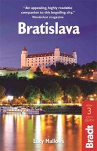 Bradt City Guide Bratislava