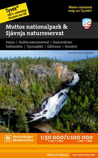 Muddus/Muttos nationalpark & Sjávnja