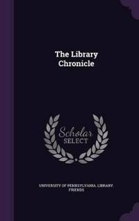The Library Chronicle