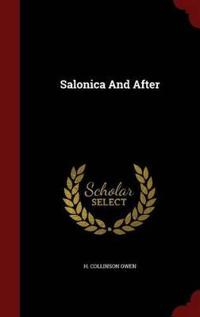 Salonica and After