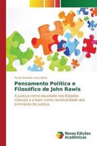 Pensamento Politico E Filosofico de John Rawls