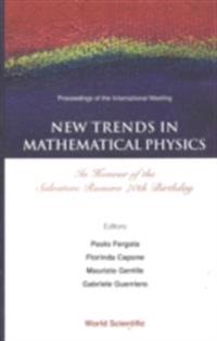 NEW TRENDS IN MATHEMATICAL PHYSICS