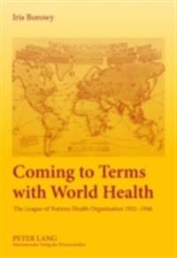 Coming to Terms with World Health