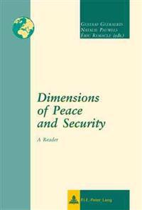 Dimensions of Peace And Security