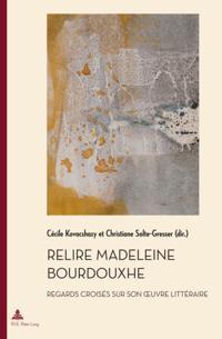 Relire Madeleine Bourdouxhe