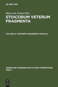 Stoicorum Veterum Fragmenta
