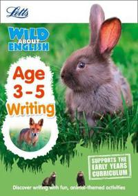 Letts Wild about - English -- Writing Age 3-5