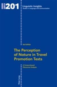 Perception of Nature in Travel Promotion Texts