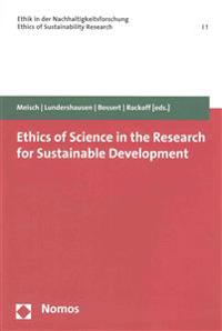 Ethics of Science in the Research for Sustainable Development