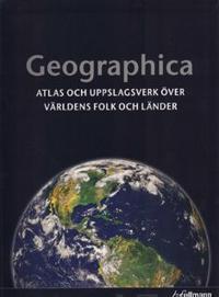 Geographica : atlas och uppslagsverk över världens folk och länder