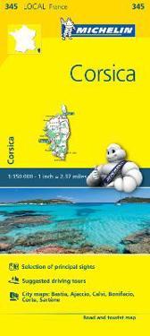 Michelin France Corsica
