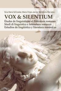 Vox & Silentium