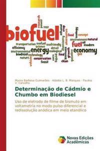Determinacao de Cadmio E Chumbo Em Biodiesel