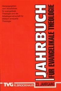 Jahrbuch für Evangelikale Theologie 2009