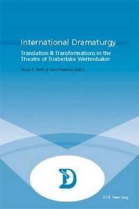 International Dramaturgy