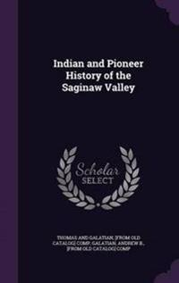 Indian and Pioneer History of the Saginaw Valley