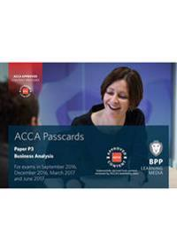 ACCA P3 Business Analysis