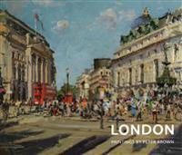 London: paintings by peter brown