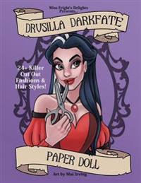 Drusilla Darkfate Paper Doll