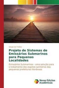 Projeto de Sistemas de Emissarios Submarinos Para Pequenas Localidades