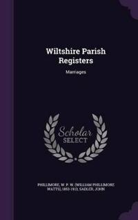 Wiltshire Parish Registers