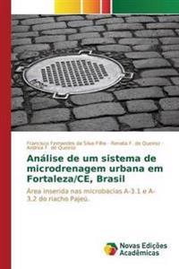 Analise de Um Sistema de Microdrenagem Urbana Em Fortaleza/Ce, Brasil
