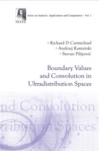 Boundary Values And Convolution In Ultradistribution Spaces