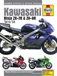 Kawasaki Zx750p & Zx900 Ninjas, '94-'04 Haynes Repair Manual