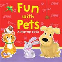 Fun with Pets  A Pop-Up Book - Helen Rowe - böcker (9781499803006)     Bokhandel