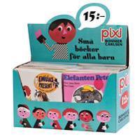 Pixi säljförpackning serie 211