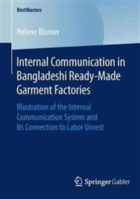 Internal Communication in Bangladeshi Ready-Made Garment Factories